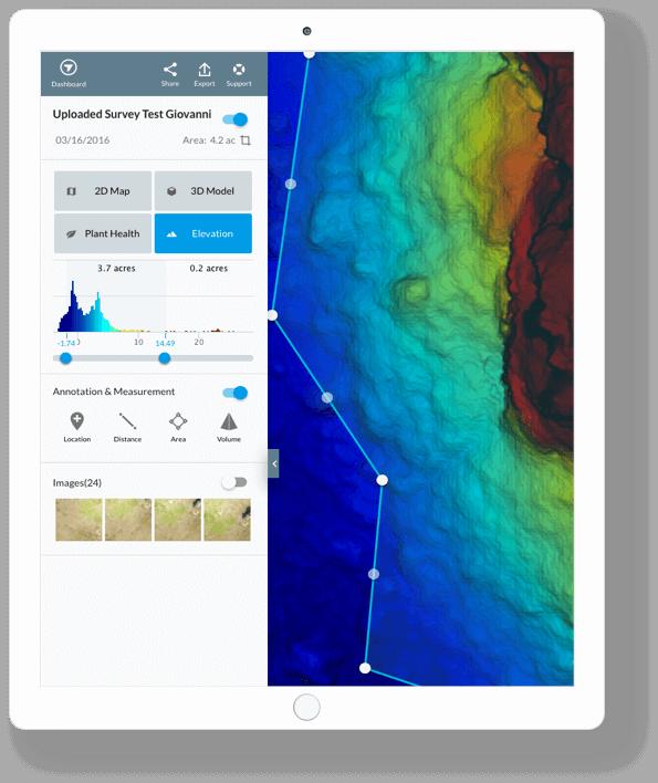 iPad dsm model mining
